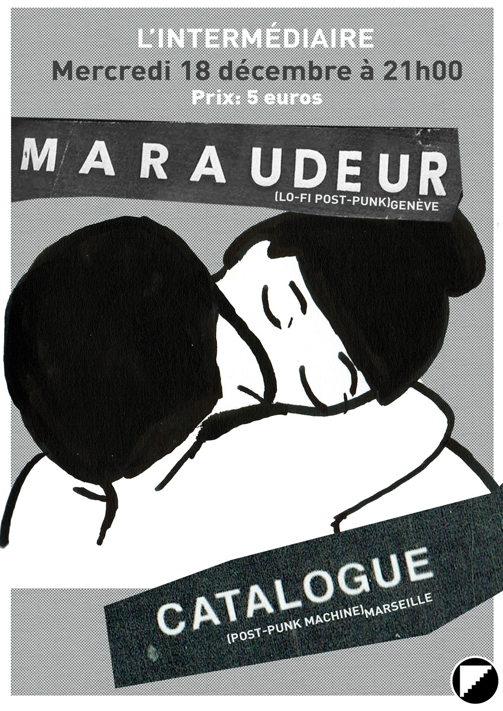Catalogue + Maraudeur